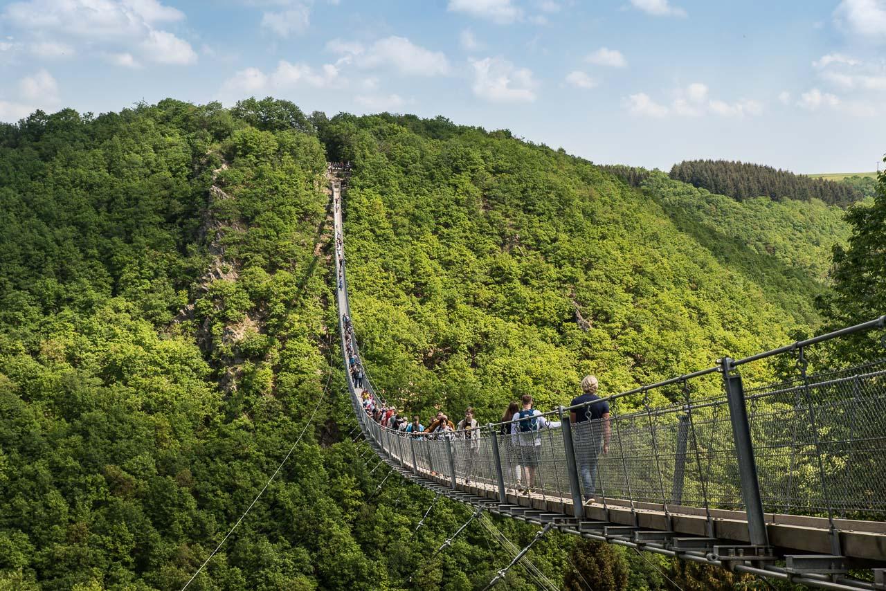 geierlay hängebrücke deutschland